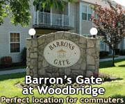 Barron's Gate at Woodbridge Apartments Woodbridge, NJ